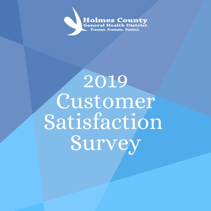 2019 Customer Satisfaction Survey