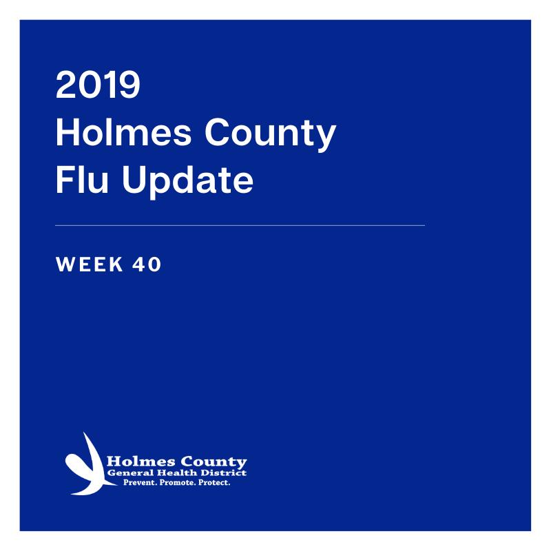 Holmes County Flu Update (2)