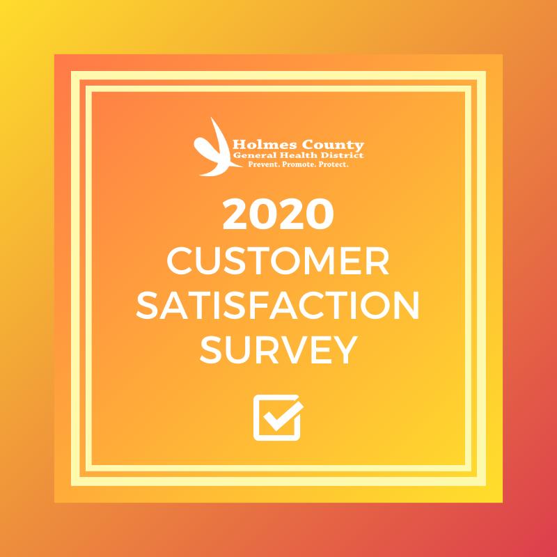 2020 Customer satisfaction survey